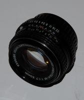 Pentax 50 f1.7