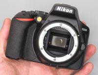 Nikon D3500 - Тяло