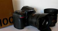 Nikon D7100, AF-S DX Nikkor 16-85mm f/3.5-5.6G ED VR и AF-S DX Nikkor 35mm f/1.8G