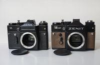 Лентови фотоапарати - ZENIT 11 , ZENIT 12 XP
