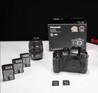 Panasonic GH5 - Готова система за снимане (комплект)