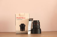 Samyang F2.8 10mm ED AS NCS CS for Canon