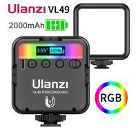 RGB фенер с литиева батерия Ulanzi VL49