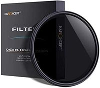 K&F Concept 62mm ND Variable ND Filter ND2 400