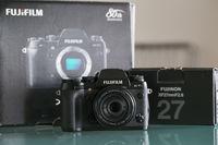 Fujifilm X-Т1 + FUJIFILM XF 27mm f/2.8