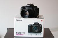 фотоапарат Canon ЕOS 77D
