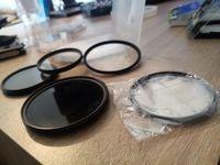 Филтри UV, ND вариращ и CPL 58mm 67mm 72mm