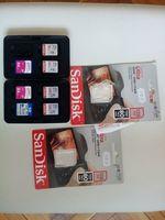 SanDisk Ultra SDXC 128GB 80MB/s UHS-I карти памети