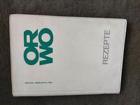 """Продавам книга """" ORWO rezepte"""""""