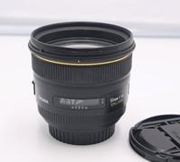 Sigma 50mm f/1.4 EX DG HSM за Canon EF