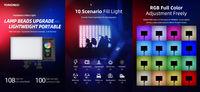 Фото и видео осветление YN300Air II RGB комплект
