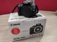 Canon 100D Перфектен