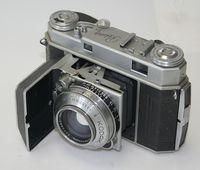 Телеметричен фотоапарат Kodak Retina IIa