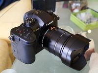 Panasonic LUMIX GH5, с обектив 12-60/2.8-4