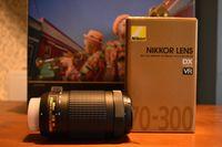 Lens Nikon AF-P DX Nikkor 70-300mm f / 4.5-6.3G ED VR