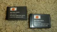 Батерия DSTE LP-E17 за Canon - 2бр
