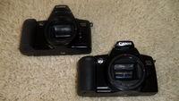 Фатоапарати Canon EOS 500 и Canon EOS 3000