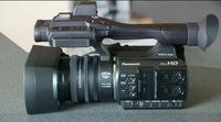 Видеокамера Panasonic AG-AC 30