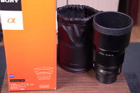 Sony 135mm f/1.8 ZA Carl Zeiss Sonnar T*