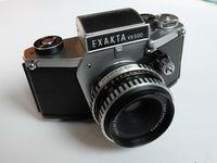 ЕХАКТА-VX-500 след профилактика и oбективи