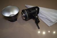 GVM 80W LED Видео Светлина с Бауенс байонет