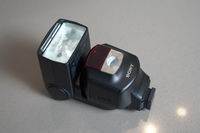 Светкавица Sony HVL-43M
