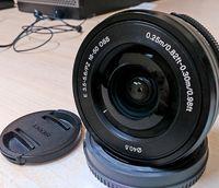 Sony E PZ 16-50mm f/3.5-5.6 oss с Гаранция 21 месеца