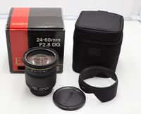 Sigma 24-60mm f/2.8 EX DG за Nikon