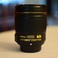 Обектив Nikon AF-S 28mm f/1.8G за FullFrame/APS-C апарат + БОНУС
