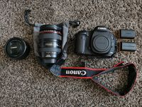 Canon EOS 5D Mark III + Canon EF 24-105mm f/4L IS USM + Canon EF 50mm f/1.8 STM + 2 батерии