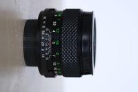 Porst 55mm f/1.4 на m42