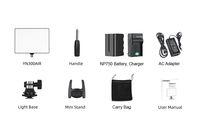 Професионално фото и видео осветление YN300Air LED - комплект