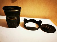 Обектив Tokina AT-X 11-20mm f/2.8 Pro DX за Canon