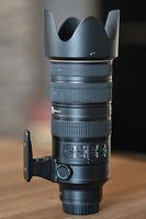 Продавам обектив Nikon AF-S 70-200mm f/2.8G IF-ED VR II