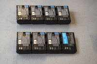 батерии за Canon LP-E6