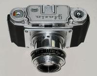 Medium format RF camera Braun Gloria with Praxanar 2.9/75mm