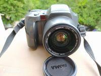Olympus iS-100 тестван с филм