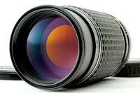 Дългофокусен обектив SMC PENTAX-М  200mm f/ 4 с адаптер за  Sony NEX- перфектен!