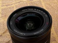 Sony Vario-Tessar T* FE 16-35mm f/4 ZA OSS