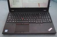 Lenovo ThinkPad P50/ Core™ i7/ 24GB DDR4 RAM/ 15,6 IPS display