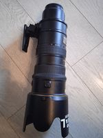 Продавам Nikon 70-200mm f/2.8G ED-IF AF-S VR