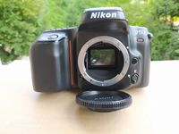 Nikon F-50 тестван с филм.