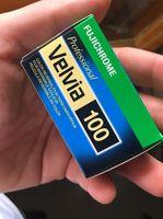 Fujichrome Velvia 100 /35mm/