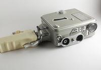Meopta Admira-16A Electric 16mm Movie Camera с чанта