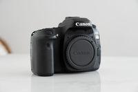 Canon 80D + Обективи