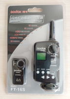 Godox XT-16 - Радиосинхронизатор и дистанционно управление