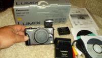 Фотоапарат Panasonic Lumix DMC - GF7K