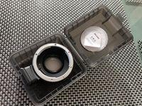 Canon EF -> Sony E-mount Автофокусен адаптер Viltrox EF- Eii