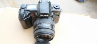 Продавам Sigma SA-300 тествана с филм.
