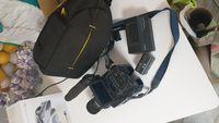 Sony FS100uk super 35mm,с обектив sony 18-55 оss